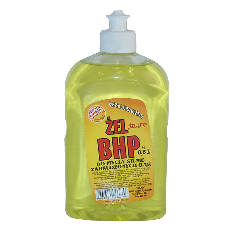 Żel BHP 500 ml