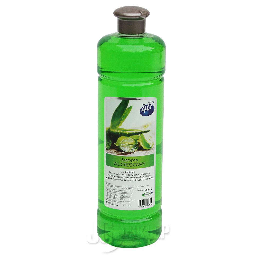 Szampon aloesowy 1L