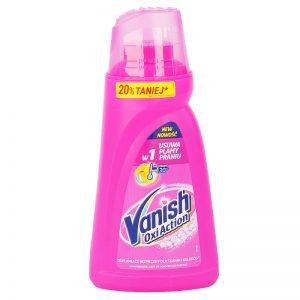 Odplamiacz do tkanin Vanish Oxi Action 1L