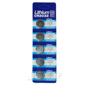 Baterie Lithium 3V CR 2032