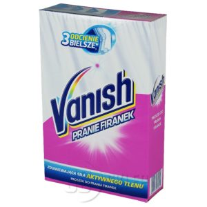 Vanish proszek do prania firanek 400g