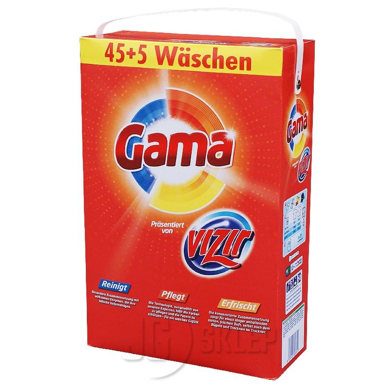 Proszek do prania Vizir Gama 3w1 3,25kg