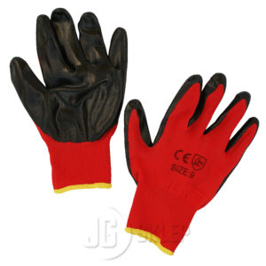 rękawiczki robocze ogrodowe ochronne