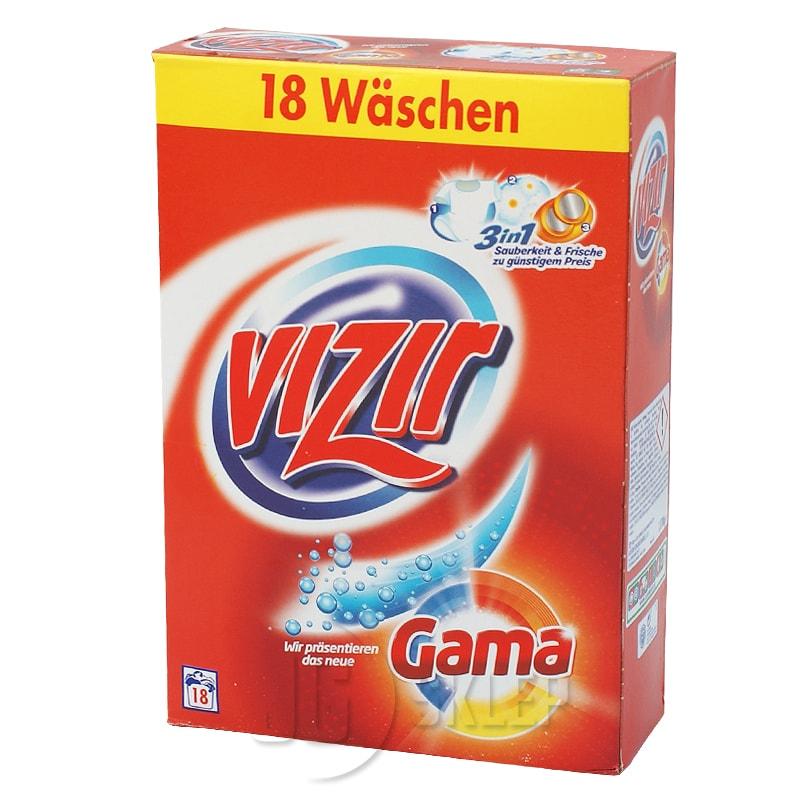 Proszek do prania Vizir Gama 3w1 1,17kg