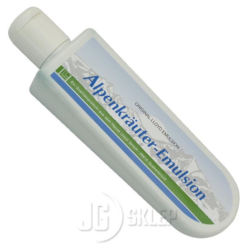 Alpenkrauter Emulsion niemiecka maść przeciwbólowa 150 ml