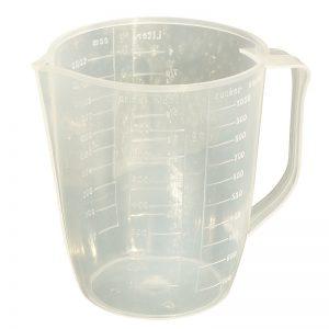 Dzbanek kuchenny z miarką wody cukru mąki 1L