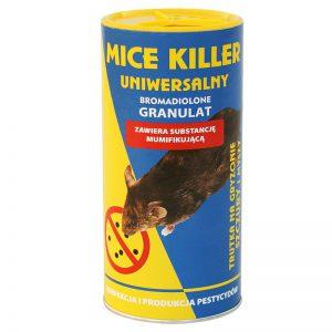 Trutka granulat na gryzonie myszy i szczury Mice Killer 200g