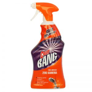 Spray do czyszczenia łazienek i toalet Cillit Bang Zero Kamienia 750ml