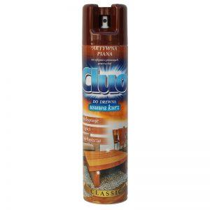 Cluo spray do czyszczenia mebli i drewna 300ml
