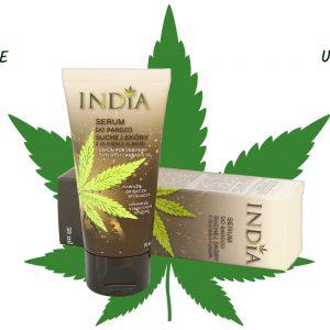 Serum do bardzo suchej skóry z olejem z konopi India 50ml