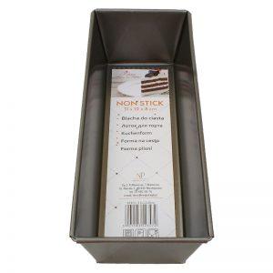 Blacha do ciasta foremka do pieczenia keksówka Non Stick 31x12 cm